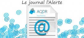 Le journal l'Alerte – septembre 2019