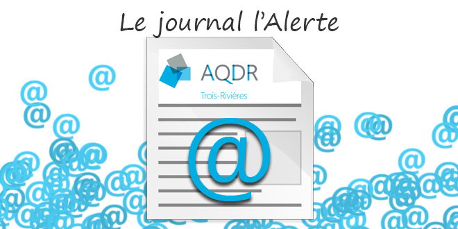 Le journal l'Alerte – septembre 2016